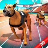 Ultimate Dog Racing Game 2020
